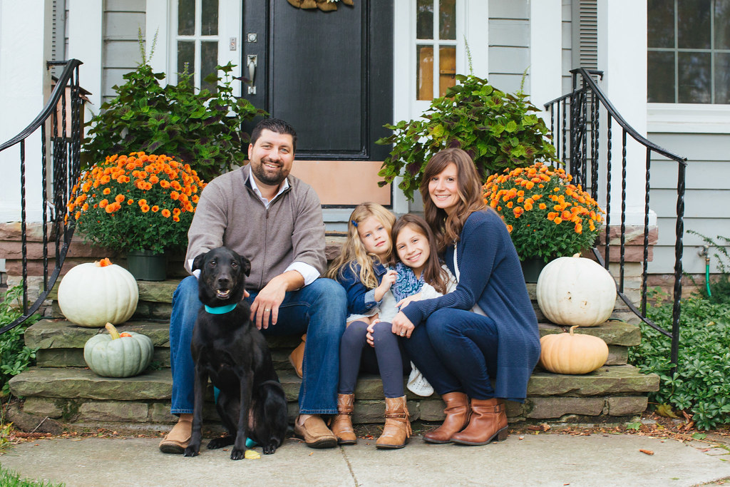 family portrait photographer photography Lockport