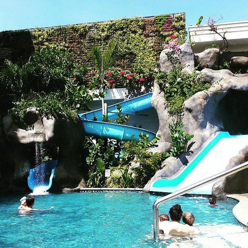 Padma Legian Family Pool