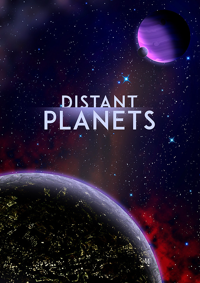 Distant Planets Design