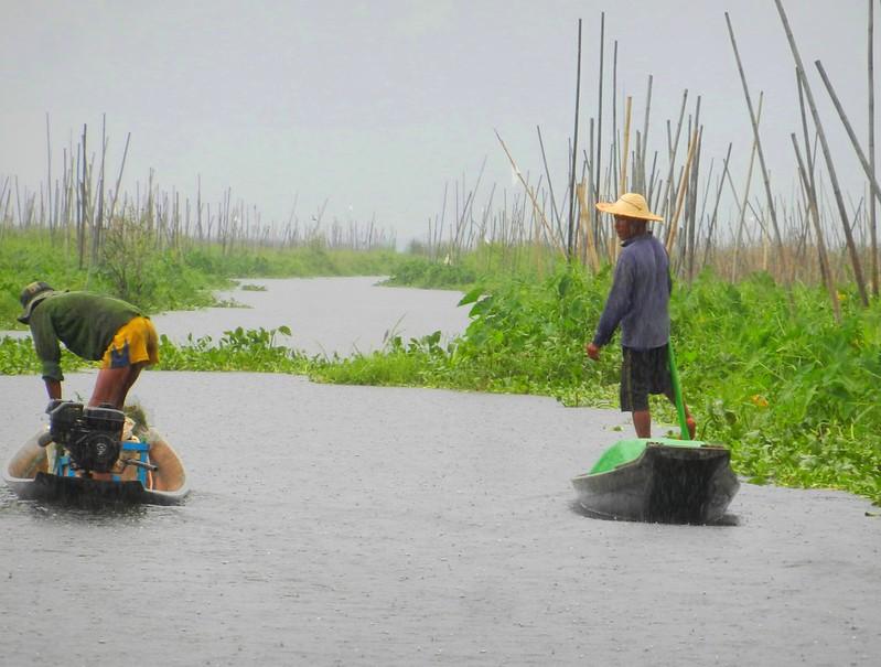 Живописное Инле, Мьянма