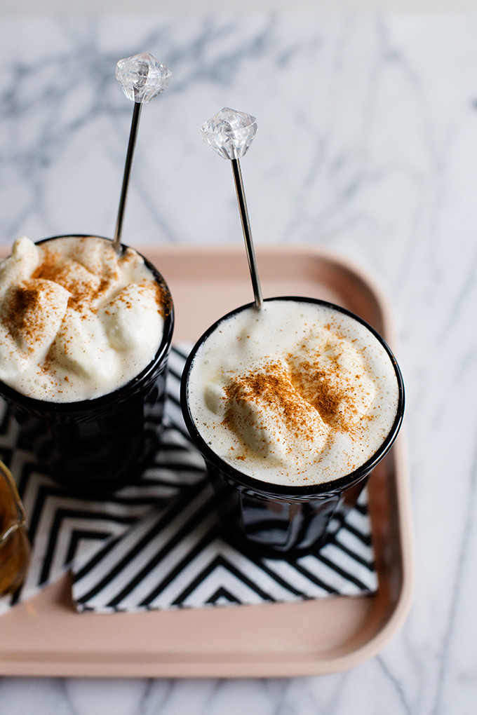 Rumchata Spiked Coffee from @cindyr