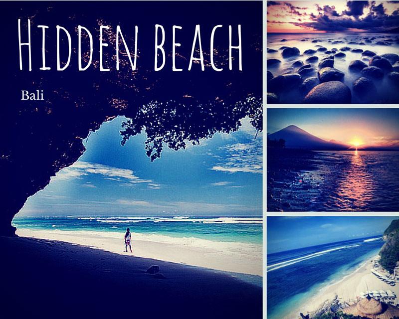 Bali Hidden Beach