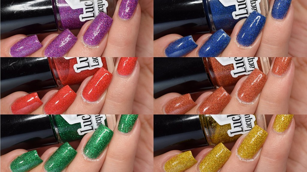Lucky 13 Lacquer Infinity Stones Collection