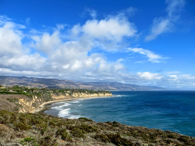 point dume after the rain
