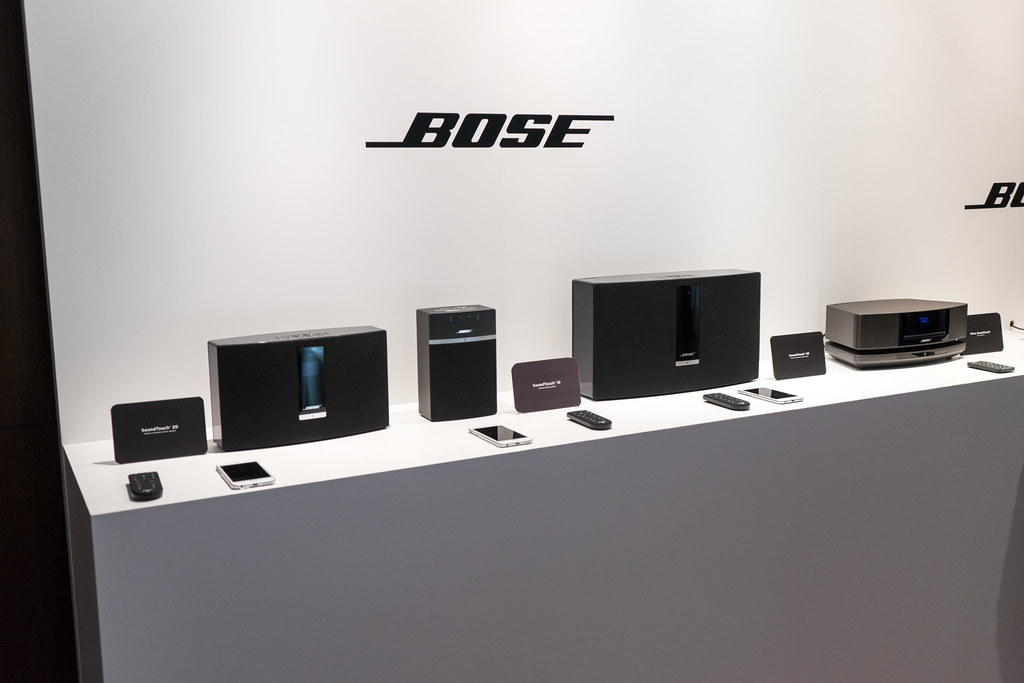 Bose Soundtouch  Home Theater System Review