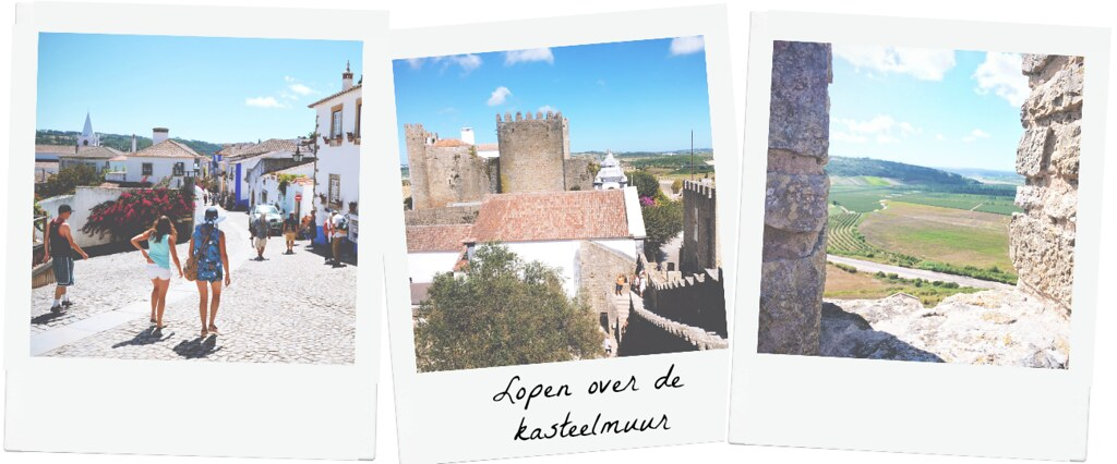 The Portugal Diaries pt. 2 - Obidos | via It's Travel O'Clock