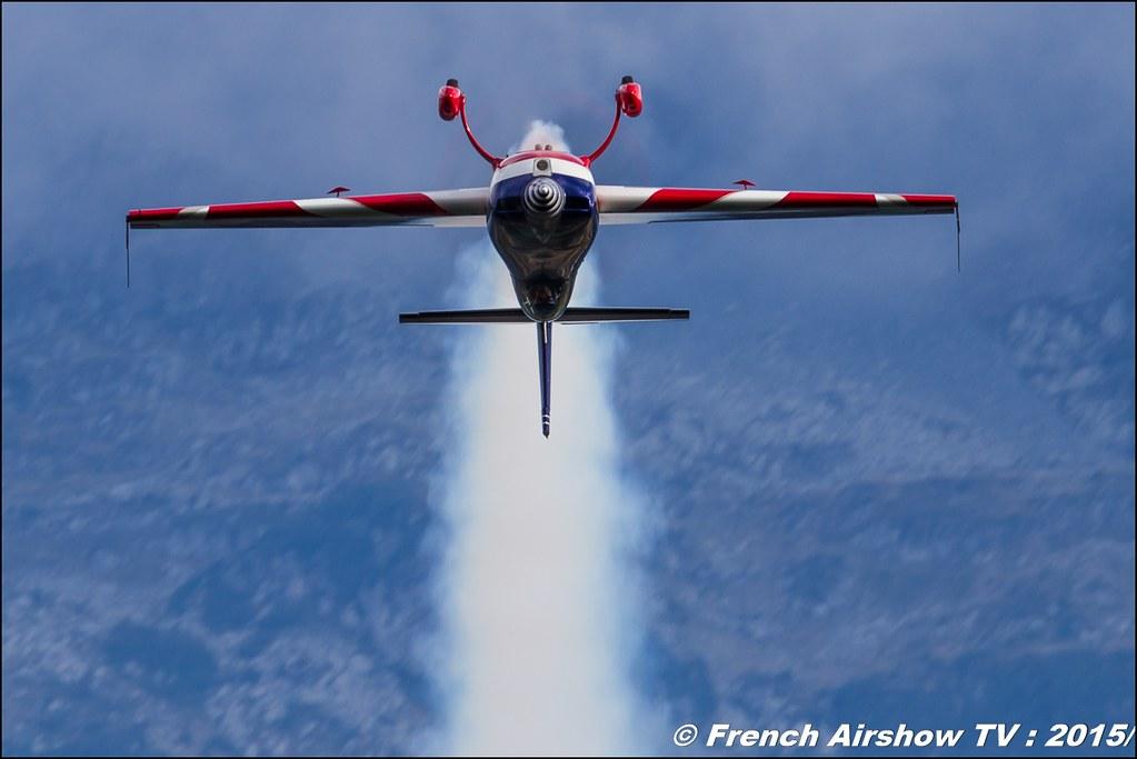 EVAA, Extra 330SC , Equipe de Voltige de l'Armée de l'Air 2015 ,Coupe Icare 42 edition 2015 , St Hilaire Touvet , coupeicare 2015 , Meeting Aerien 2015