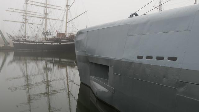 U-Boot Wilhelm Bauer #4