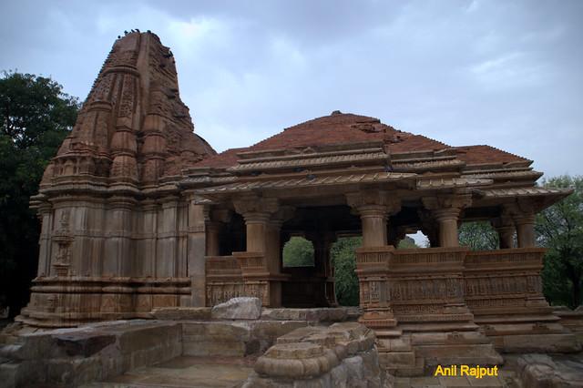 Sahastrabahu Temple, Saasbahu Mandir, Nagda, Udaipur