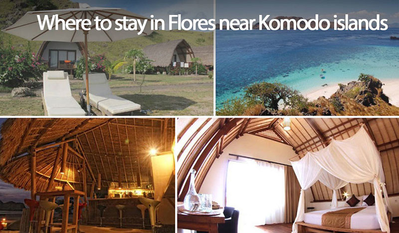 Where to stay in Flores