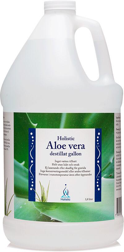 Holistic Aloe vera Gallon helt lukt- och smakfri