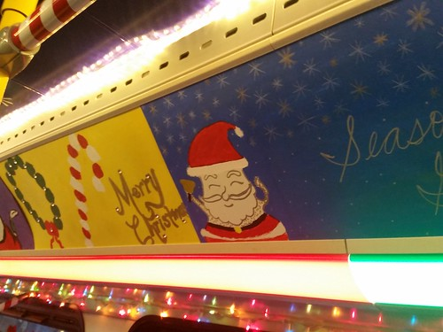 CTA Holiday Bus