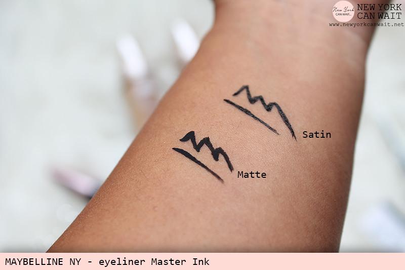 Maybelline, 100 anni di bellezza & i nuovi prodotti: dream satin fluide, master ink, ciglia sensazionali intense black