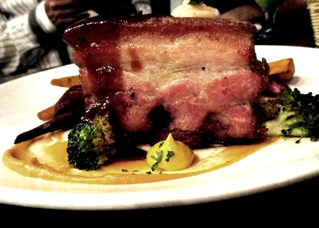 N2 Casual Dining crispy pork belly 2