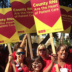 Contra Costa County nurses to vote on tentative contract