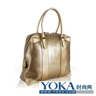 Handbags for fall/winter warm up metal followed