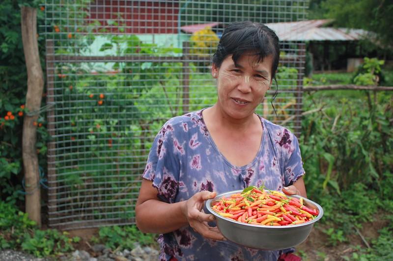 Мьянма, жители