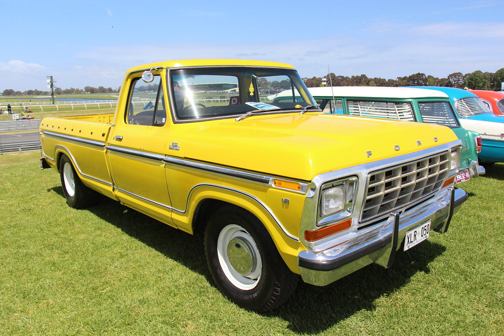 73 79 Ford Truck Bed For Sale >> 1979 Ford F100 Custom Pickup | Ford had been producing facto… | Flickr