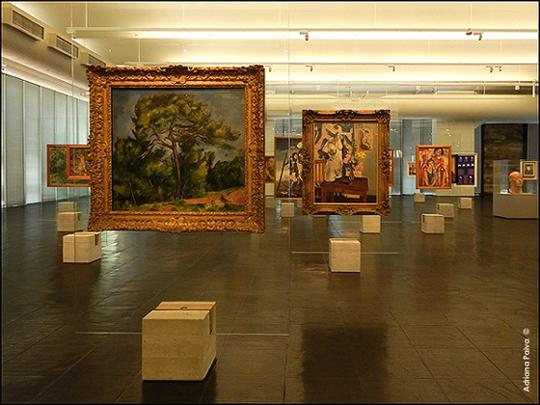 Museu de Arte de São Paulo Lina Bo Bardi arquiteta cavaletes de vidro