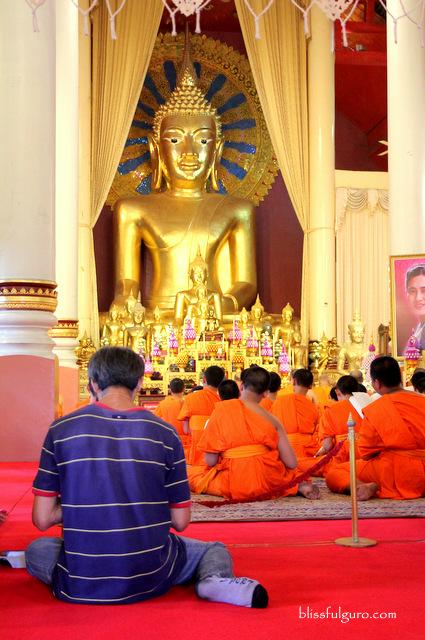 Wat Pra Singh Voramahavihara Chiang Mai Thailand