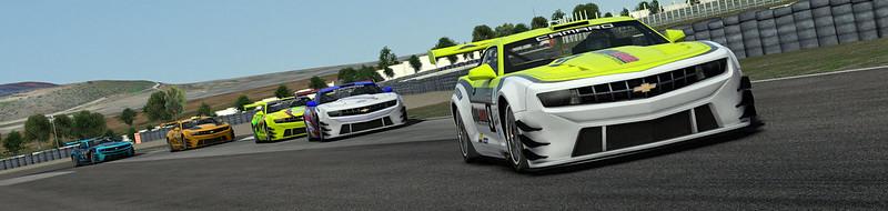 rFactor 2 - Camaro GT3