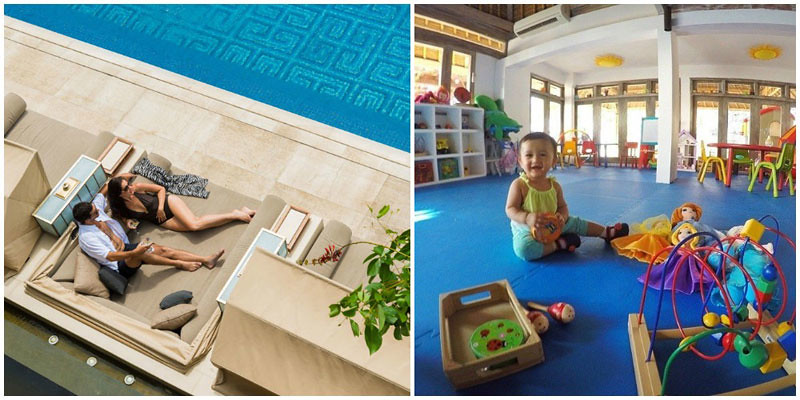 Four Seasons Sundara Kids Club and Daybeds