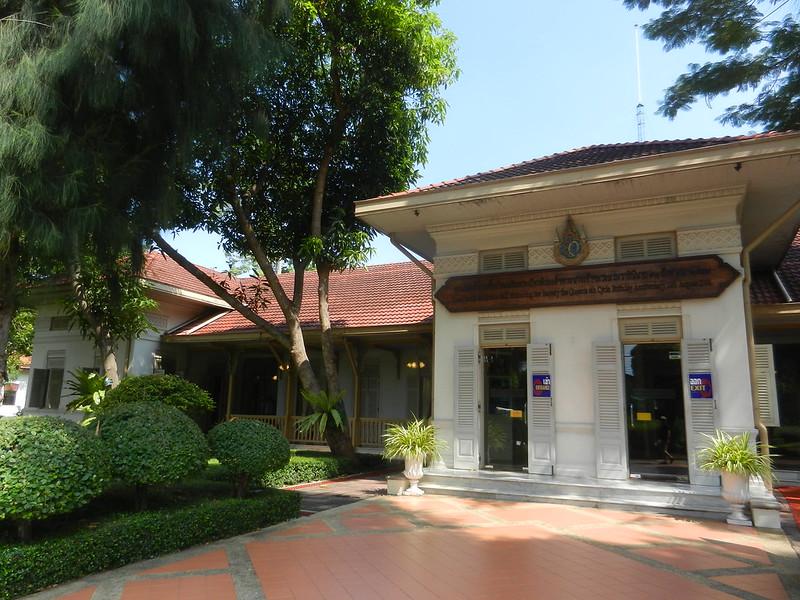 Бангкок, музей королевских слонов
