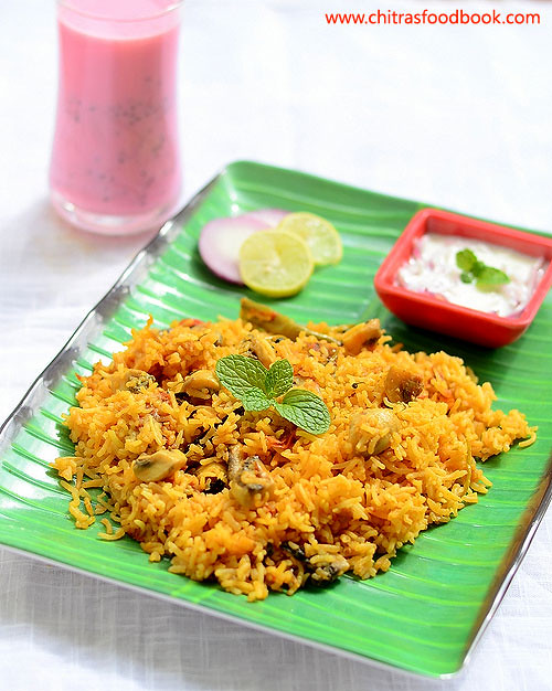 Thala Ajith biryani