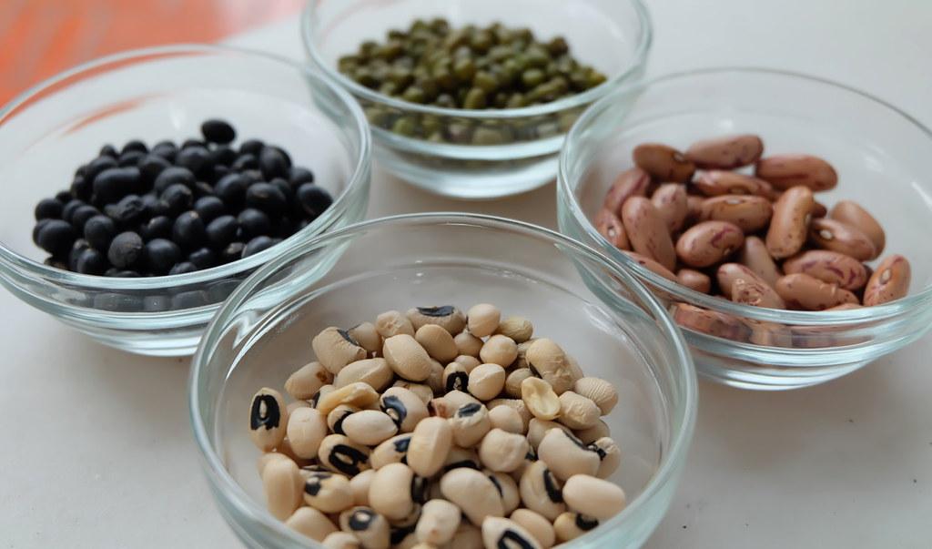 國際豆類年 從豆類料理開始,讓豆類種植重回台灣農地 攝影:陳文姿