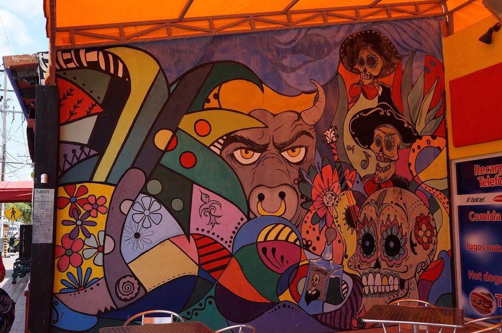 Cancun Street Art