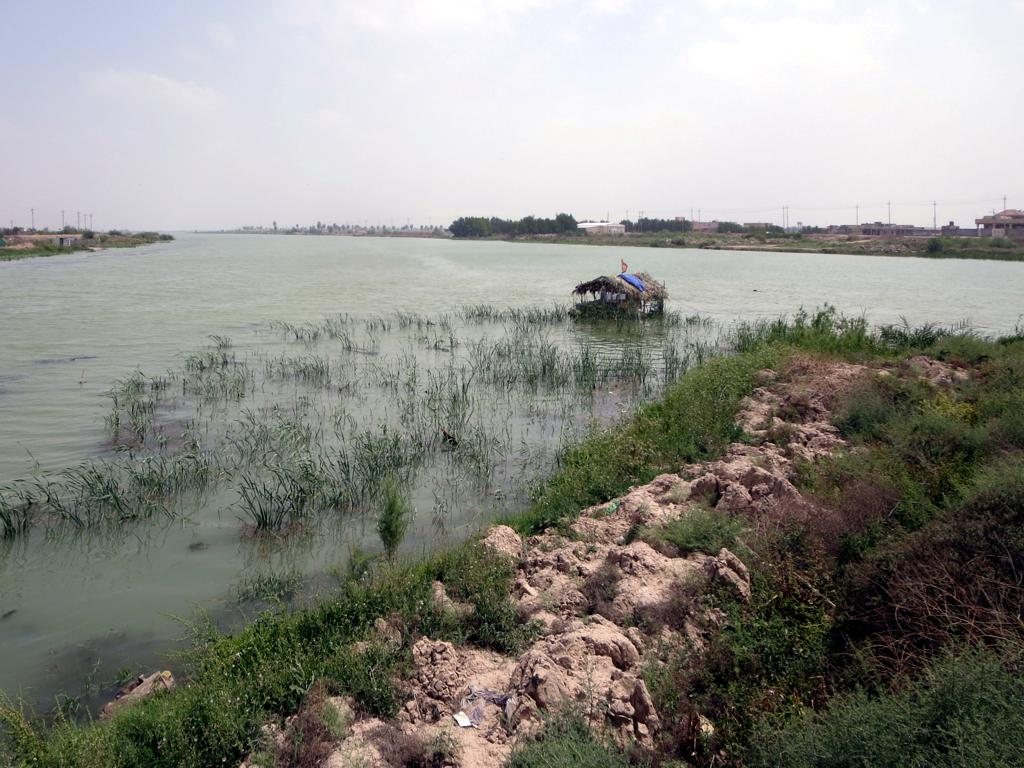 and euphrates rivers meet