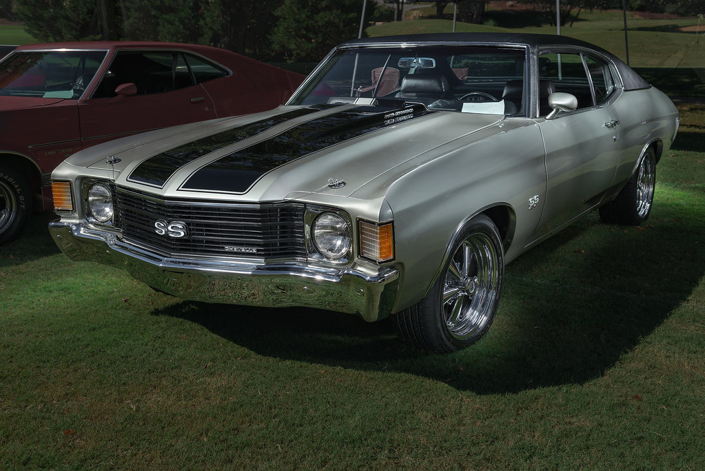 New Chevelle Ss >> 1972 Chevelle SS 454 (Rumbling Bald Resort, Lake Lure, Nor ...