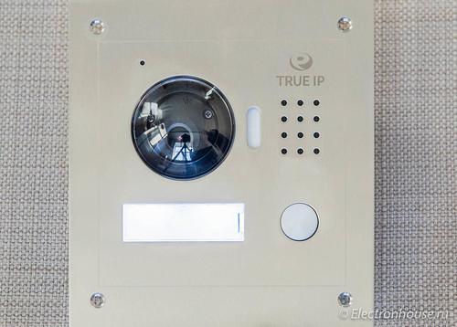 Домофонная система True IP