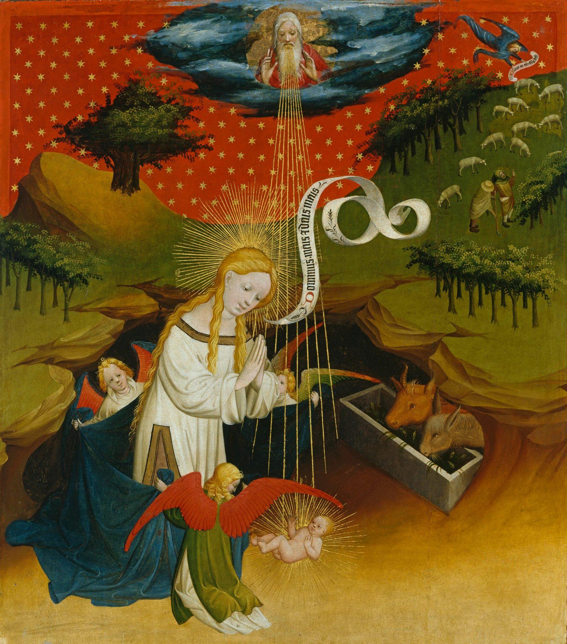 золотая легенда почему рождество христово было явлено нам