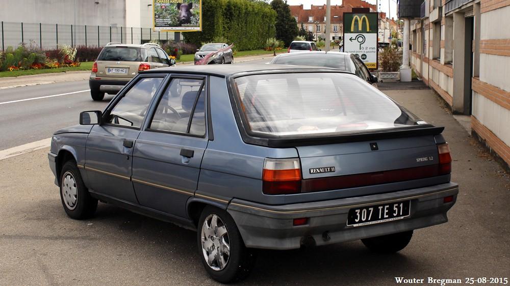 Renault 11 spring 1 2 1988 vitry le fran ois 51 france flickr - Garage renault vitry le francois ...