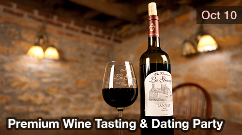 Champagne tasting dating