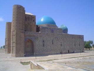 Turkistan, Cazaquistao
