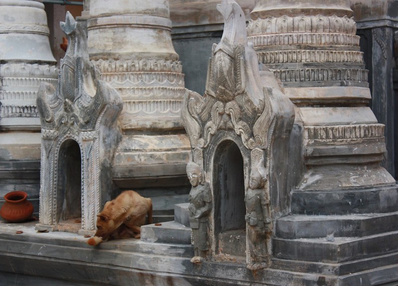 Мьянма религиозная и культурная