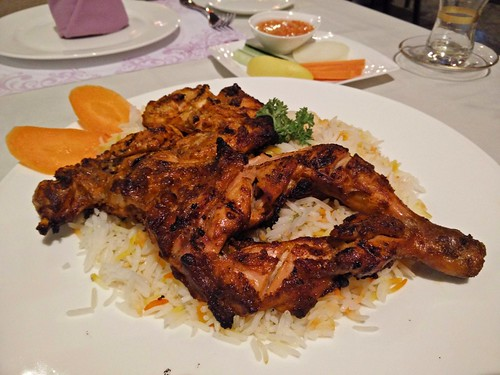 Chicken Mazbi