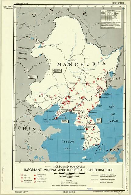 1945 Korea & Manchuria