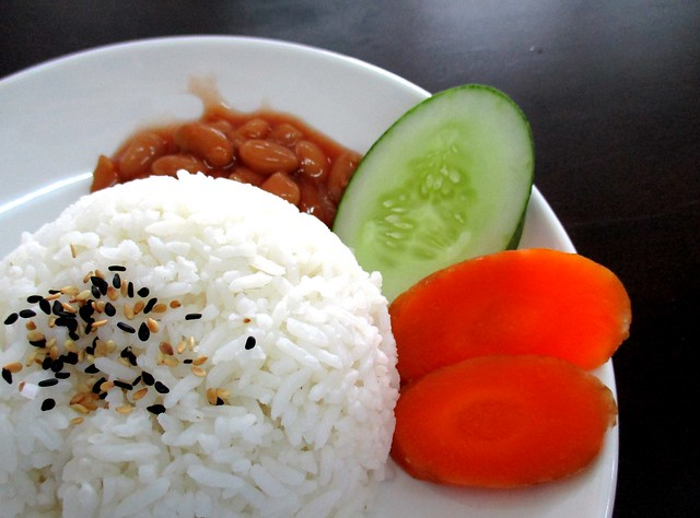Yun Lung Cafe rice