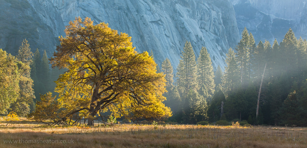 Autumn Light Yosemite Valley There Isn T Much Better