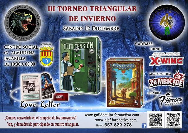 III Torneo Triangular de Invierno (Sábado 12 Diciembre) 22906731112_59155e8a9b_z