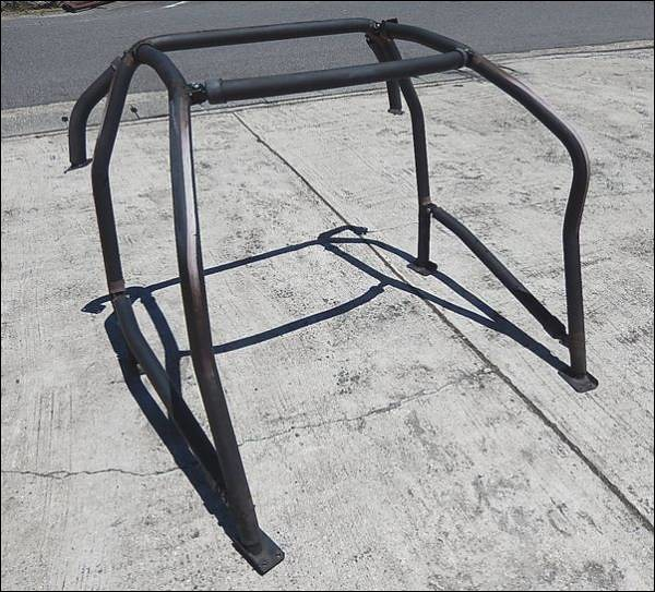 SW20 Border Demo Car Roll Cage