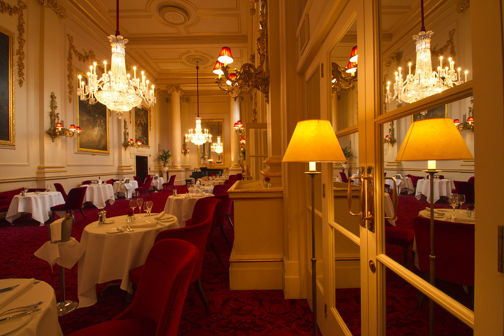 Royal Opera House Crush Room Pictures