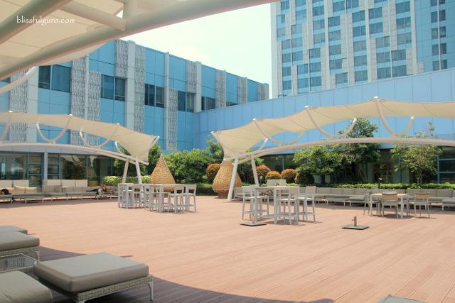 Crimson Hotel Manila Deck Bar