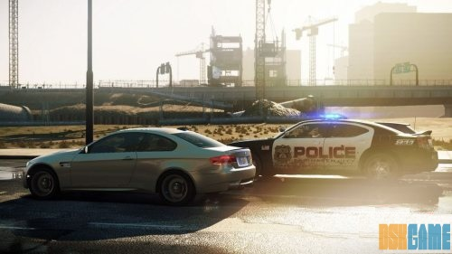 Need for Speed: Most Wanted persecución