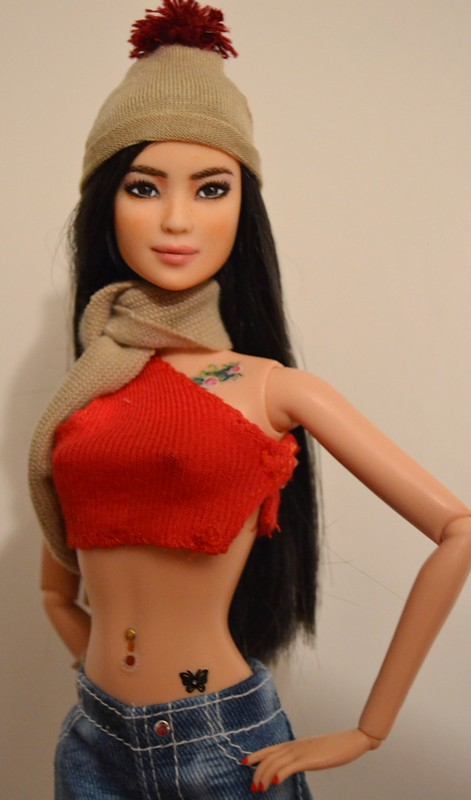 Barbies Asian Friends Flickr