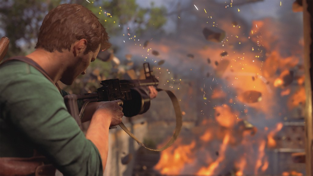 Uncharted 4 Multiplayer Features Microtransactions, No Dedicated Servers 2