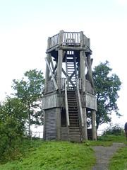 Turm auf der Dietzenley
